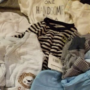 Boy lot of NB/0-3Months Clothes